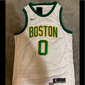 Jayson Tatum #0 Boston Celtics Jersey